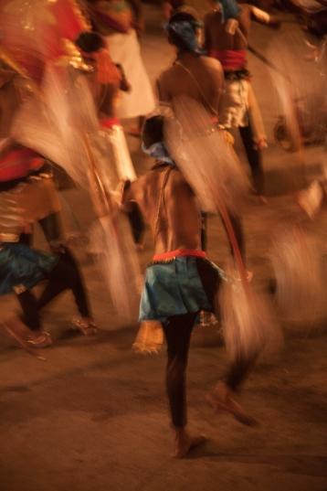 Dancers of the Perahera