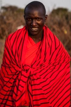 Masai Chief