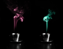 Smoke Coffee