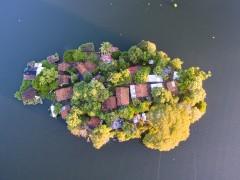 Fishing Village in Lago Suchitoto